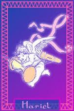 anjo da guarda hariel