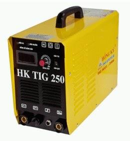 Hình ảnh máy hàn tig Hồng Ký HK TIG 250A