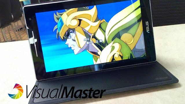 喇叭、擴充電源、平板「三位一體」的 ASUS ZenPad Z380KL + Audio Cover - 10