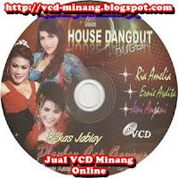 House Dangdut - Malu Malu Kucing (Full Album)