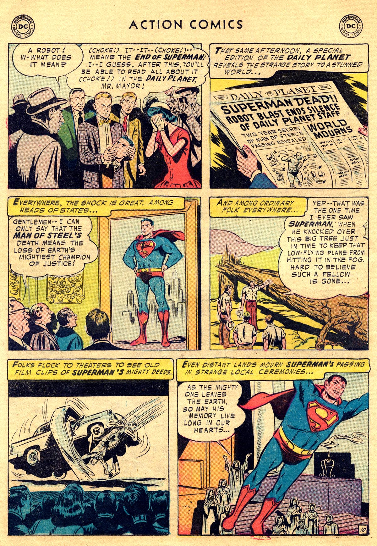 Read online Action Comics (1938) comic -  Issue #225 - 12