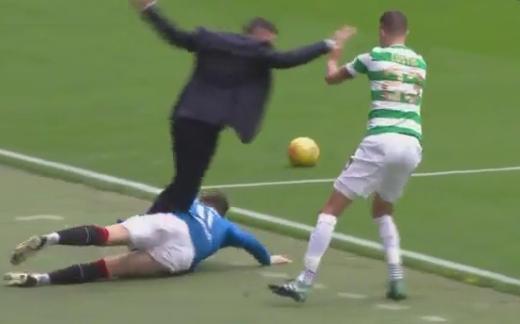 Josh Windass takes down Pedro Caixinha