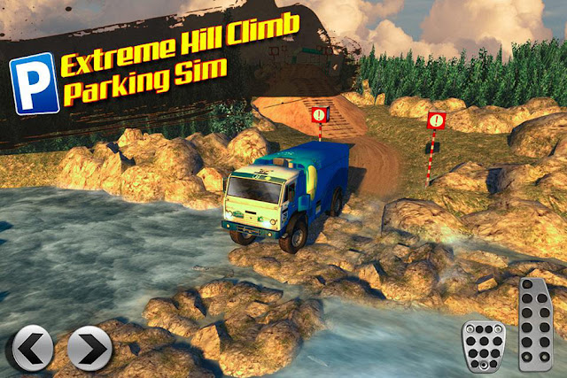 Extreme Hill Climb Parking Sim Mod