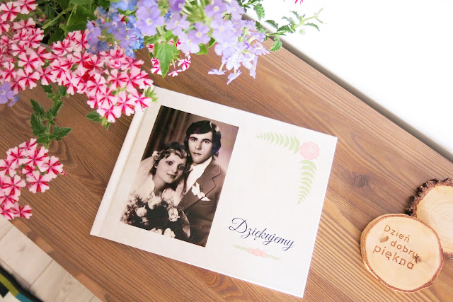 Podziękowania dla rodziców | Fotoksiążka Printu | Sposób na wywołanie łez radości ♥