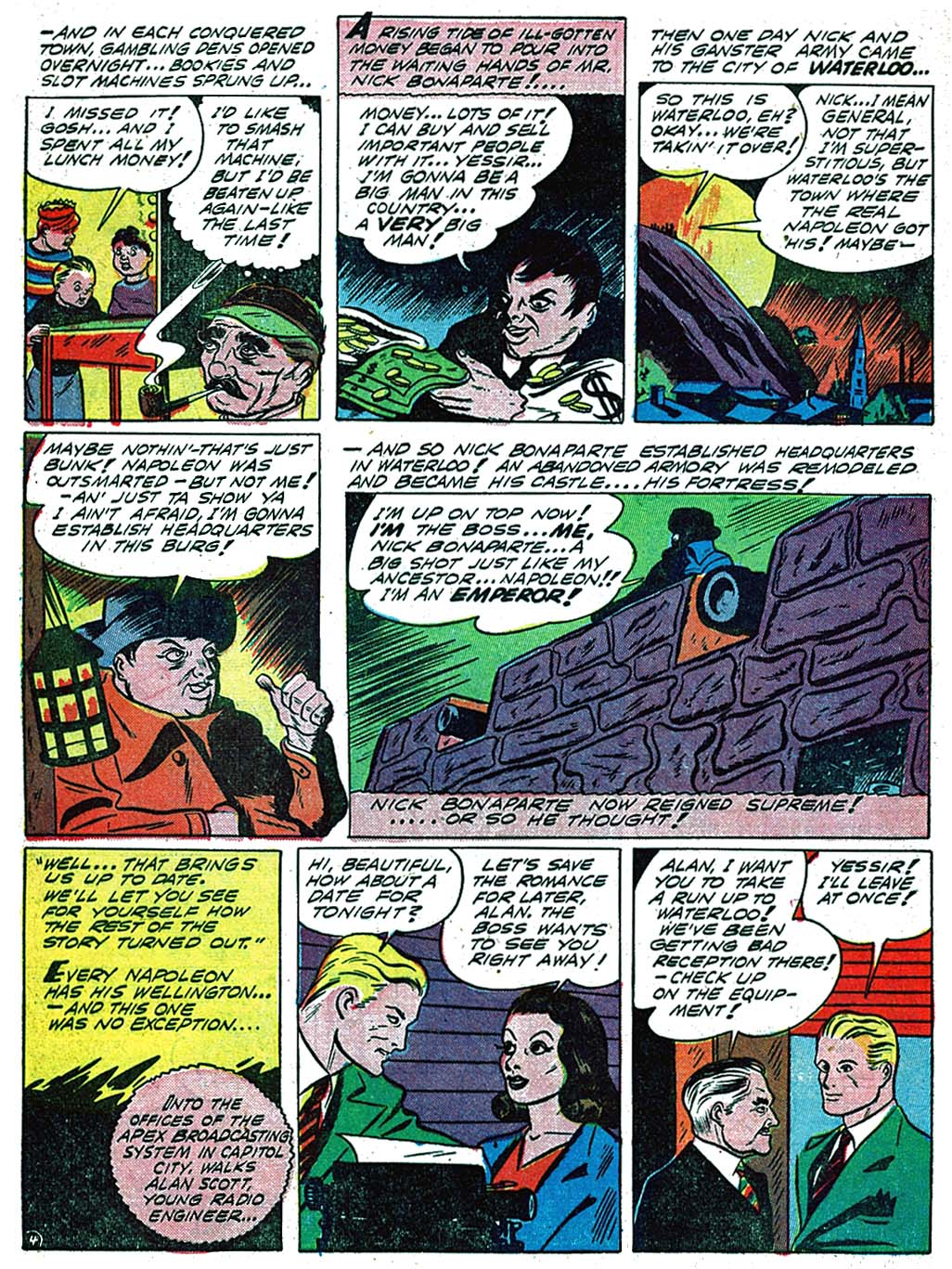 Read online All-American Comics (1939) comic -  Issue #38 - 6