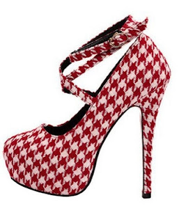 sepatu high heels anak muda