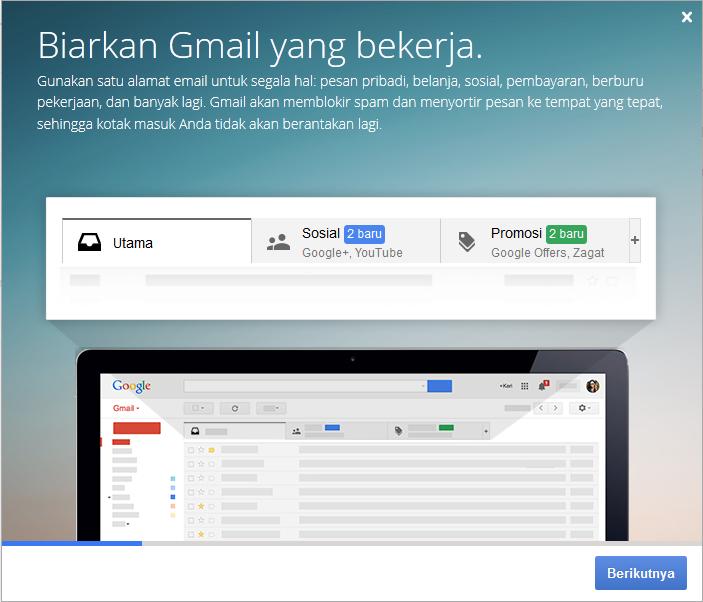 Konten Gmail