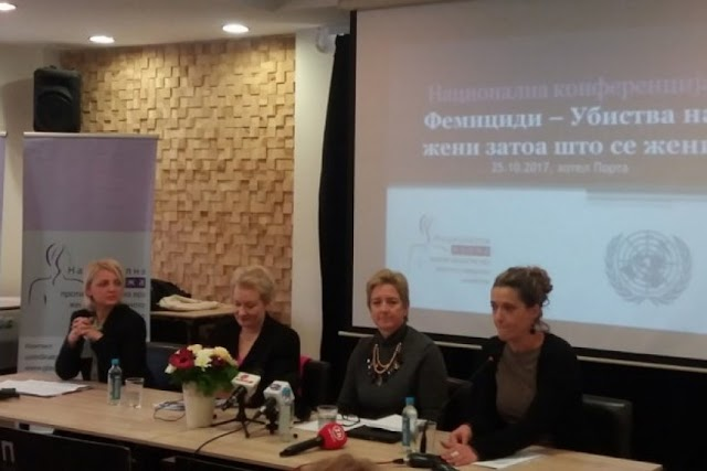 Report on Femicides in Macedonia 2013-2016