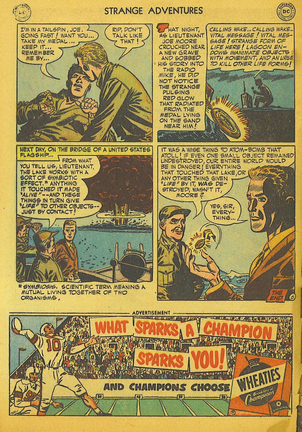 Strange Adventures (1950) issue 16 - Page 32