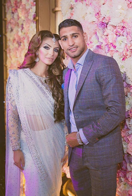 Boxer Amir Khan and Faryal Makhdoom Celebrate Their daughter's 2nd birthday