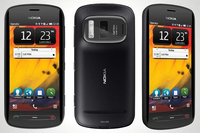Nokia Pureview 808 Image