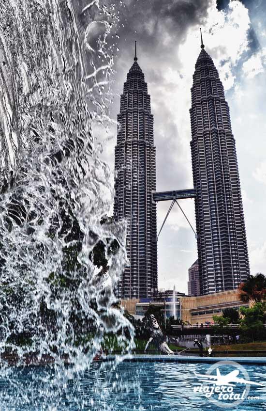 Kuala Lumpur - Malasia - Torres Petronas
