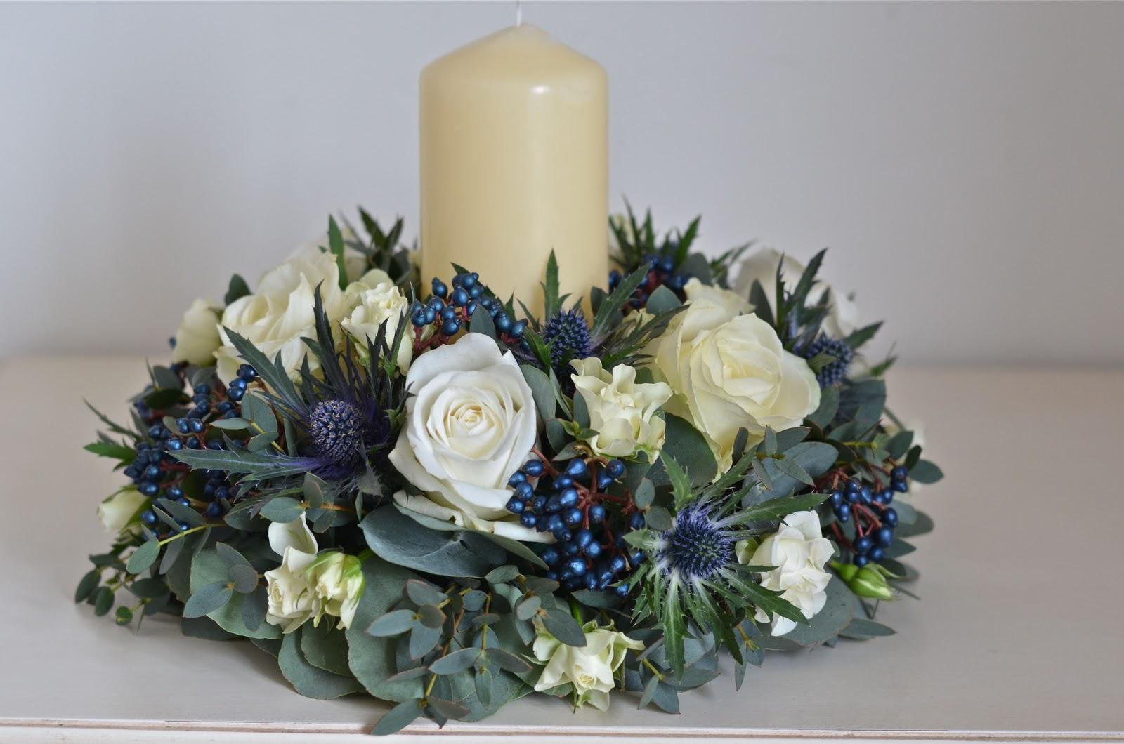 Wedding Flowers Blog: Nina's Winter Wedding Flowers ...