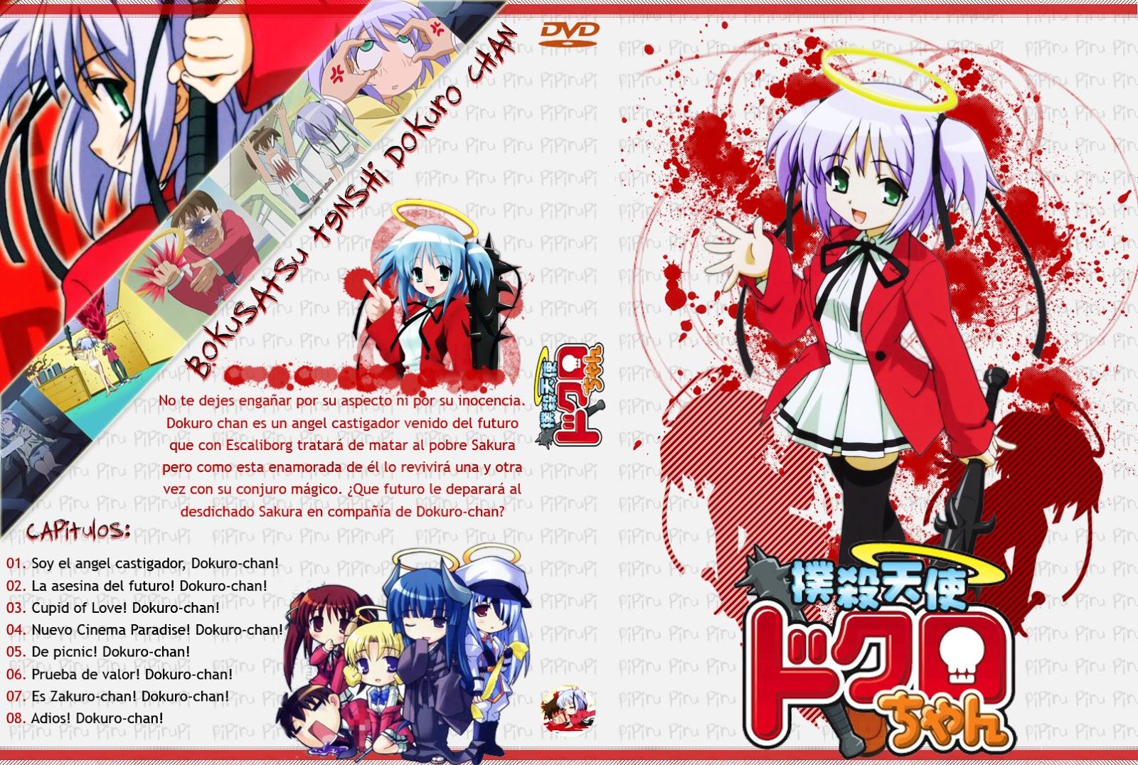 UnderWorld Otaku: Descargar Bokusatsu Tenshi Dokuro-Chan 08