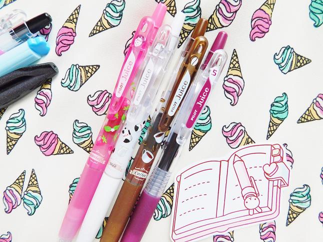 Inside My Pen Case