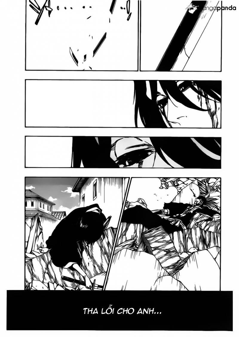 Bleach chapter 502 trang 13