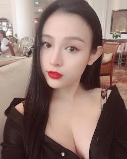 Gái xinh facebook Huyền Baby