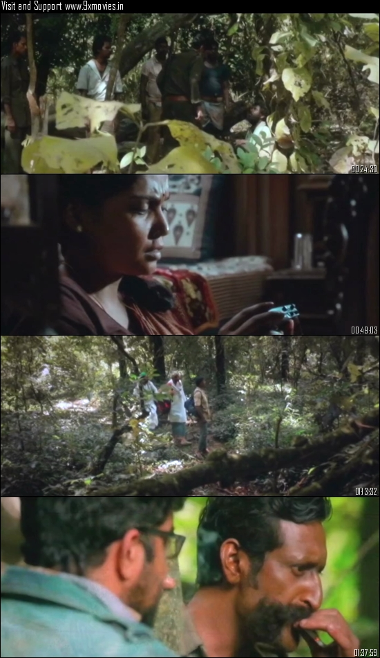 Veerappan 2016 Hindi 720p DVDScr