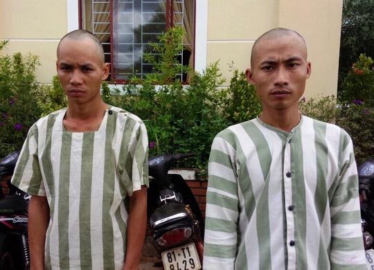 Gia Lai: Bắt hai kẻ chuyên phá khóa, trộm xe máy