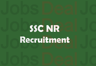 SSCNR Recruitment 2017