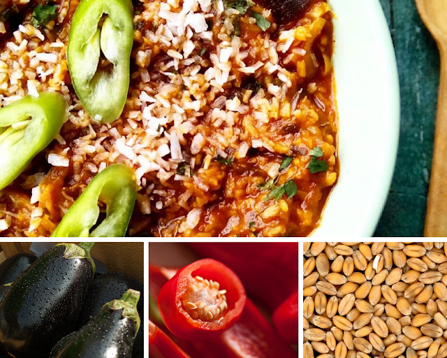 curry, Indian food, retreat, recipe, de tout coeur limousin, limousin, cooking, retreats, aubergine, coconut, peanut, vegan, vegetarian, spice, cooking with love, batch cooking, retreat kitchen,