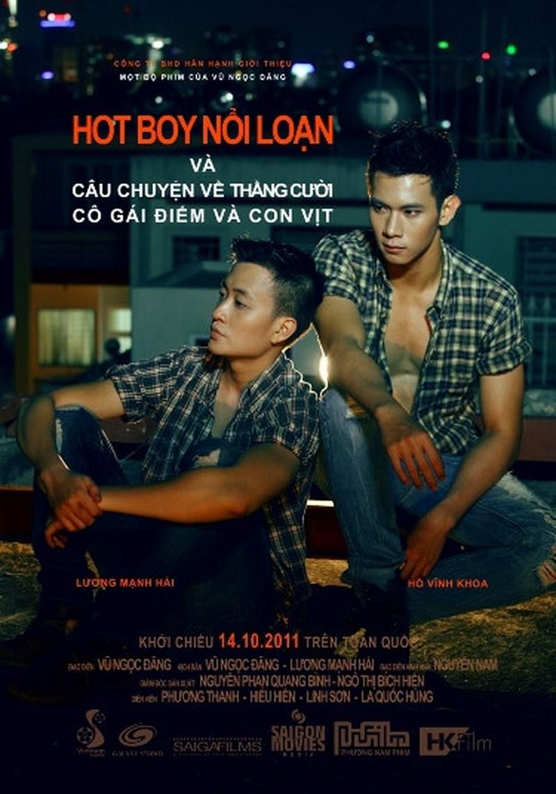 Xem Phim Hot Boy Nổi Loạn 2011