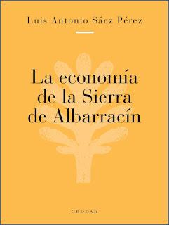 La economía de la Sierra de Albarracín