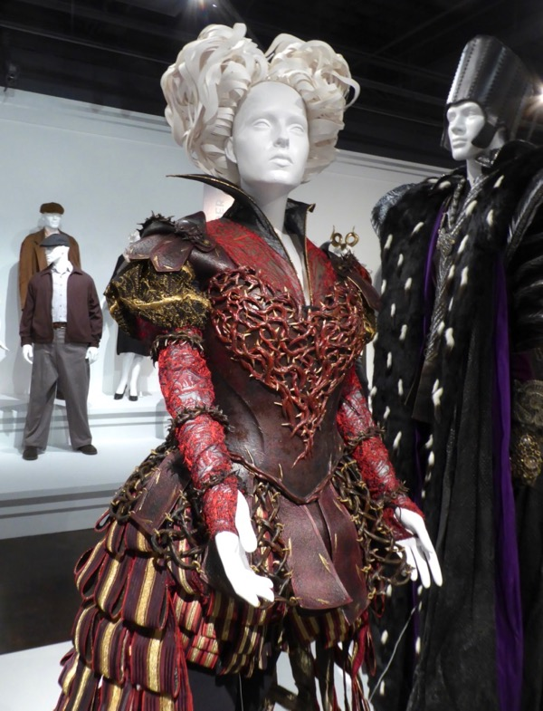 Alice Looking Glass Red Queen costume