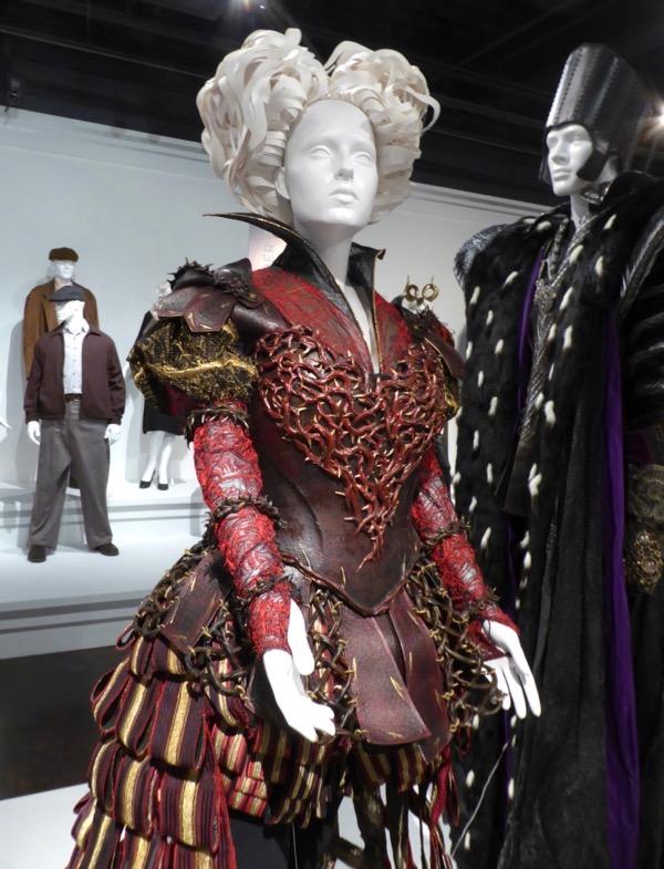 Alice Looking Glass Red Queen costume