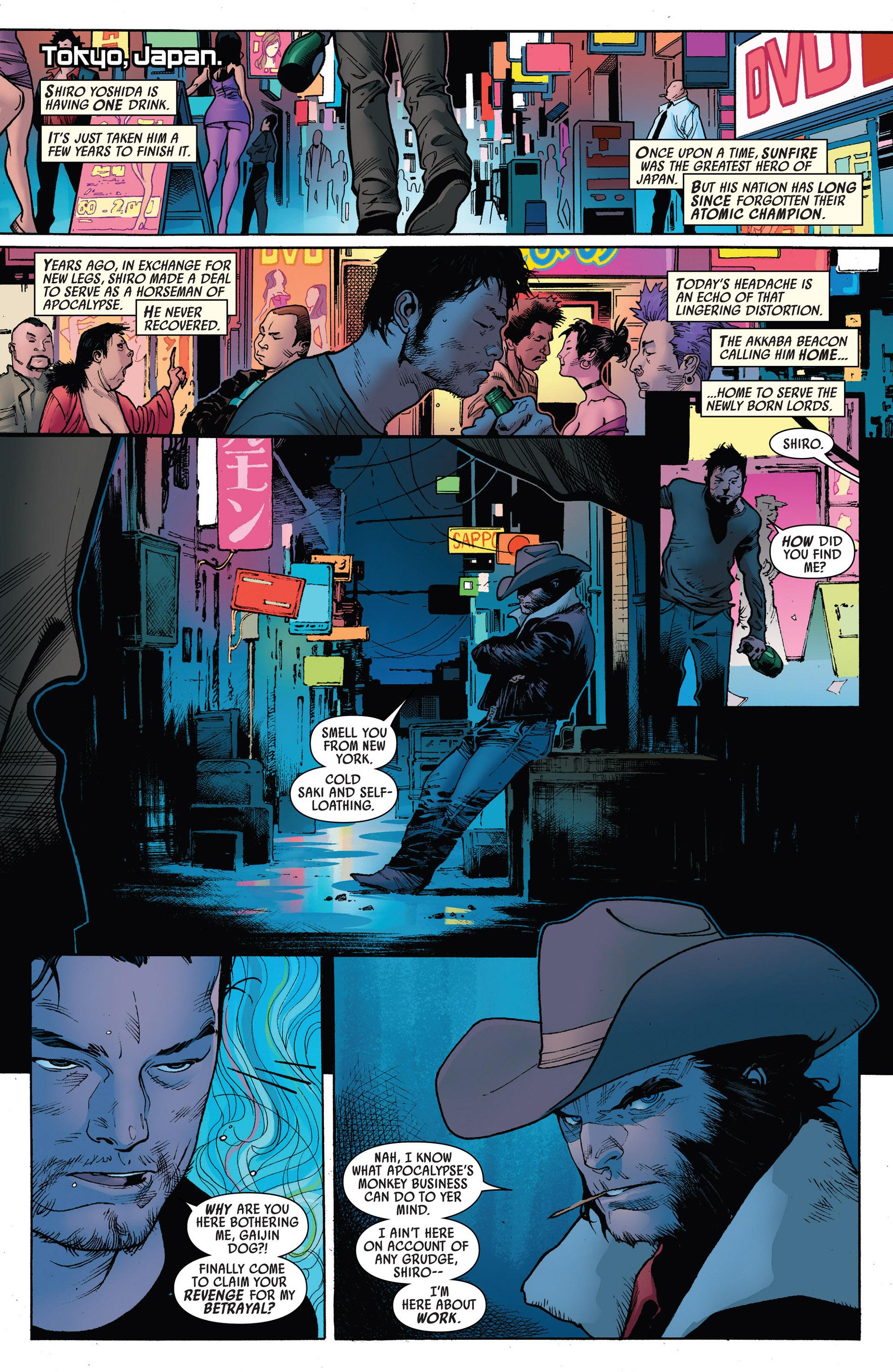 Read online Uncanny Avengers (2012) comic -  Issue #5 - 11