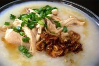 Resepi Bubur Nasi Ayam Noxxa Yang Enak & Cepat