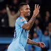 Gabriel Jesus Mencetak Hattrick! Manchester City menang telak 6-0 atas Shakhtar Donetsk