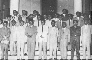 Foto Kabinet Wilopo : Susunan Anggota, Program Kerja dan Penyebab Jatuhnya