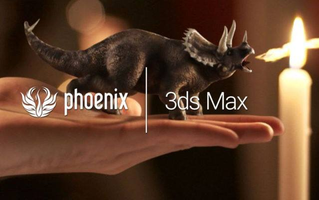 Phoenix FD 3.0 for 3ds Max Free Download Getintopc