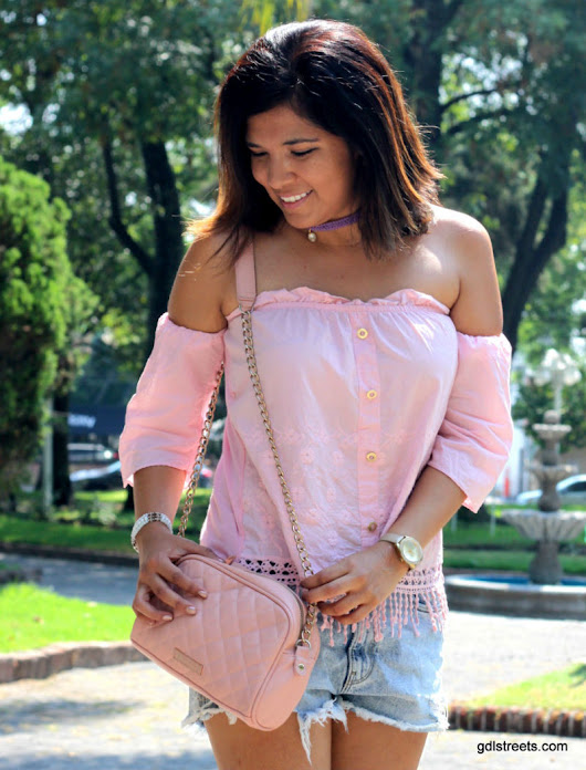 Mexican Fashion and Life Style blog by Maya H: De Rosa