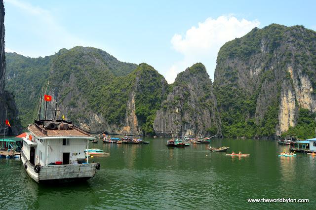Ha Long Bay, destino imperdível no Vietnã