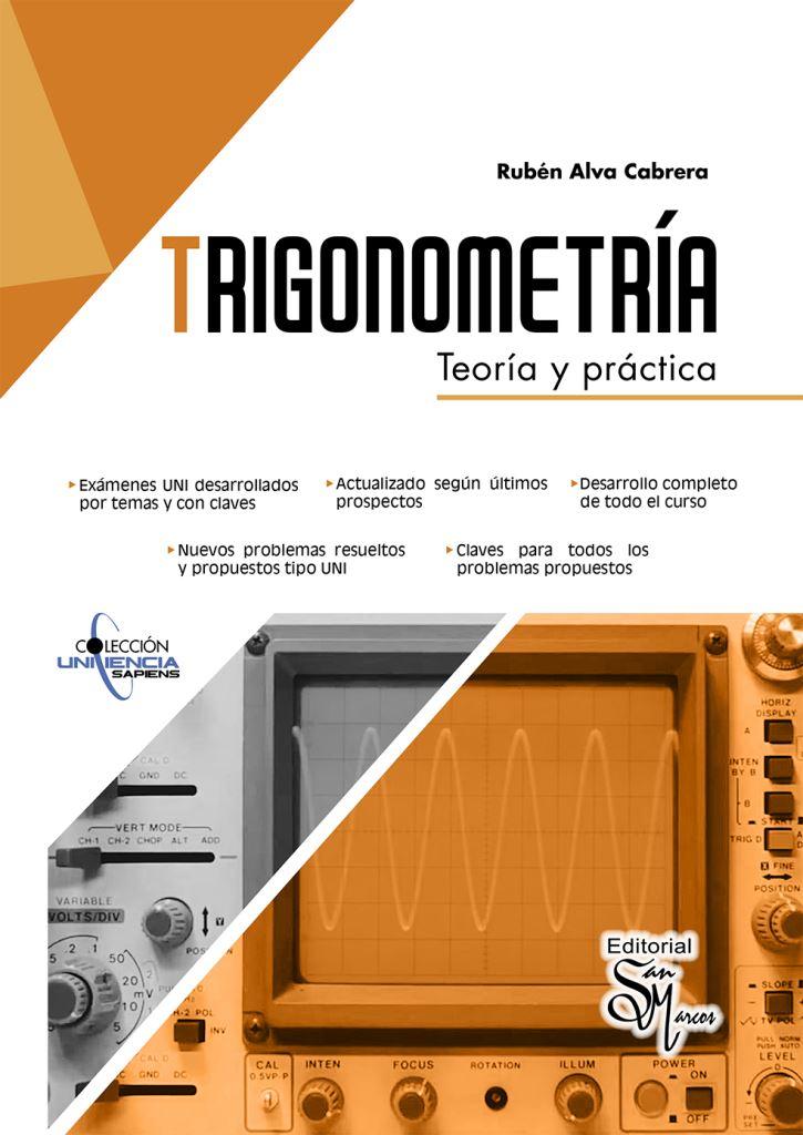 Trigonometría: Teoría y práctica – Rubén Alva Cabrera [2016]