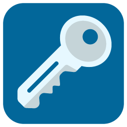 msecure key folder icon