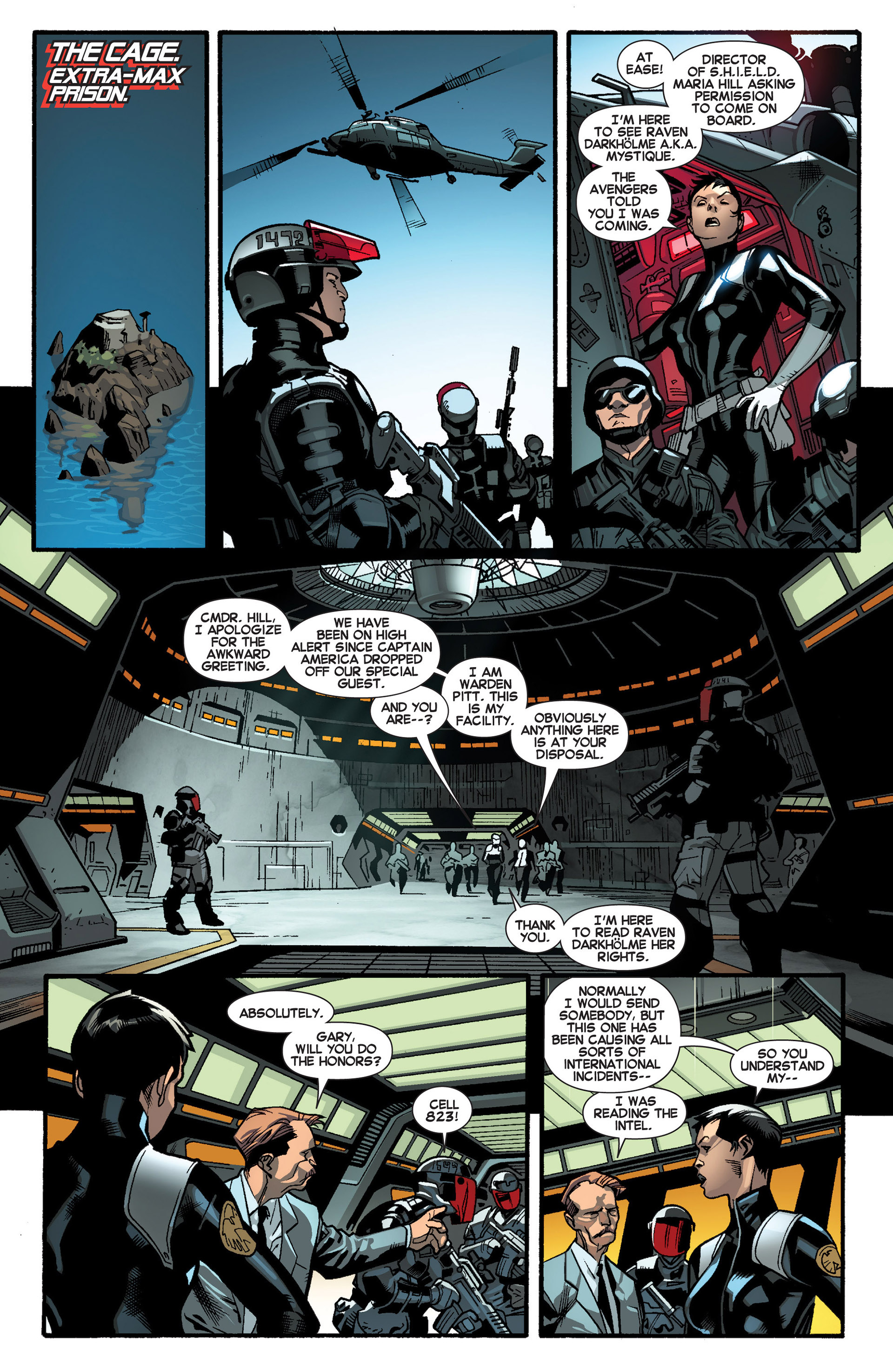 Read online All-New X-Men (2013) comic -  Issue #14 - 17