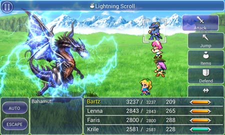 Download Final Fantasy V PC Full Version