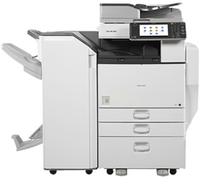 Ricoh Aficio MP C3002 Printer PPD Treiber Windows XP
