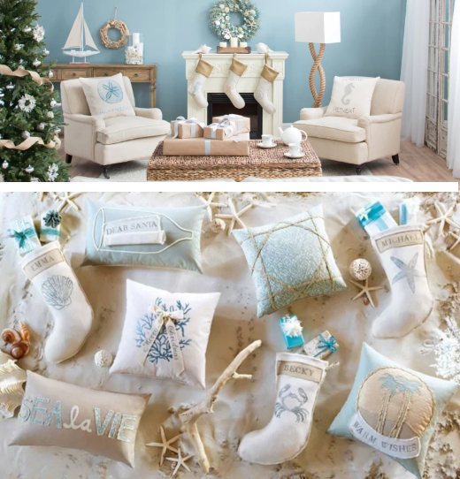 Coastal Christmas Collections