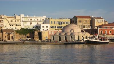 Χανιά: Εργασίες αποκατάστασης στο τέμενος Γιαλί Τζαμισί