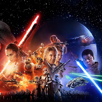 Review Film : Star Wars The Force Awakens (2015)