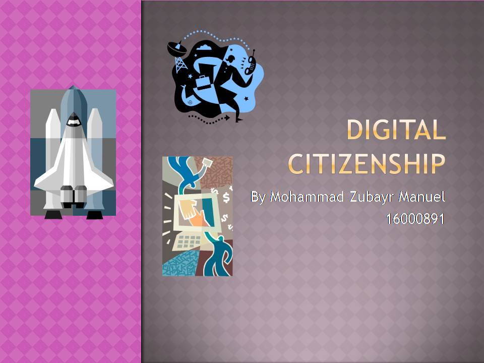 assignment 1 citizenship Q13how digital citizenship build and enhance social capital digital citizen-is when an individual uses technology in order to interact and keep in touch with the society and politics and is a person that uses the internet regularly and efficiently.