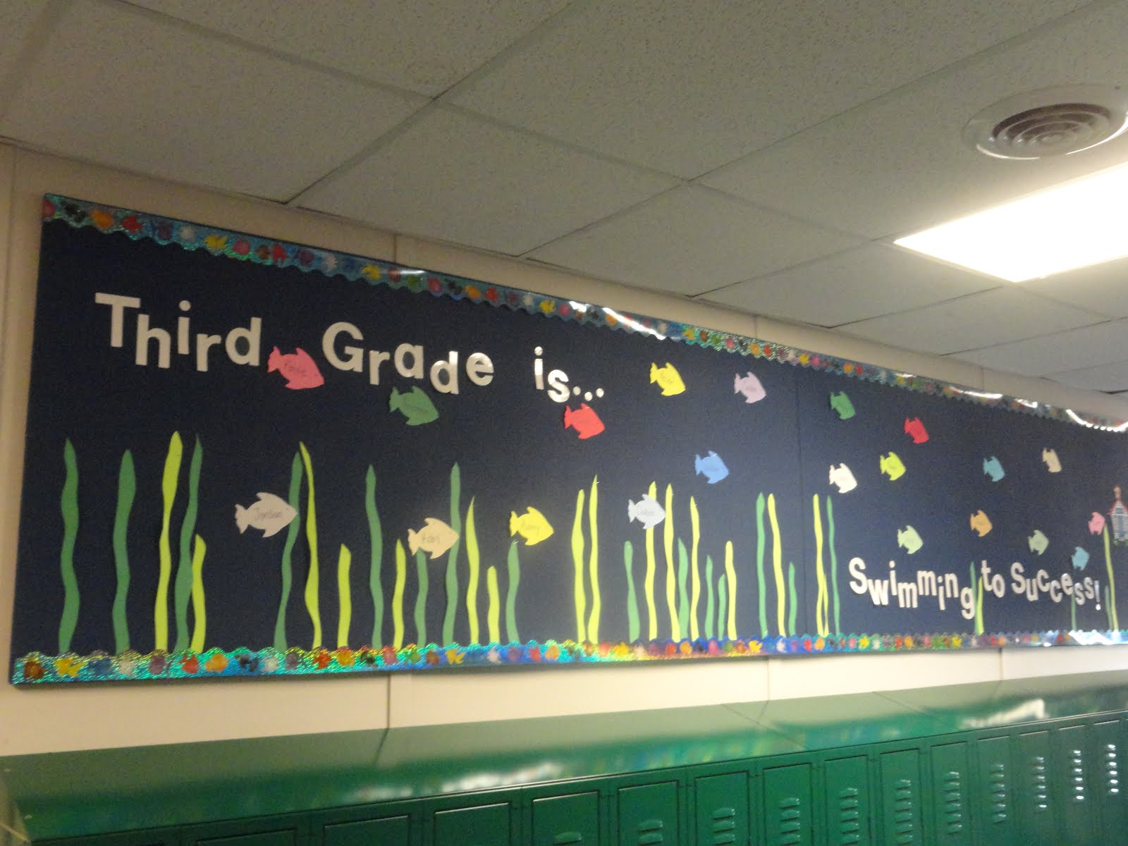 Bulletin Boards August Pictures