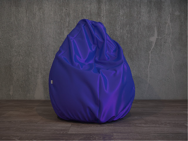 3d model bean bag, 3d модель кресло-мешок, 3d модель кресло-груша,3d model аrmchair pear