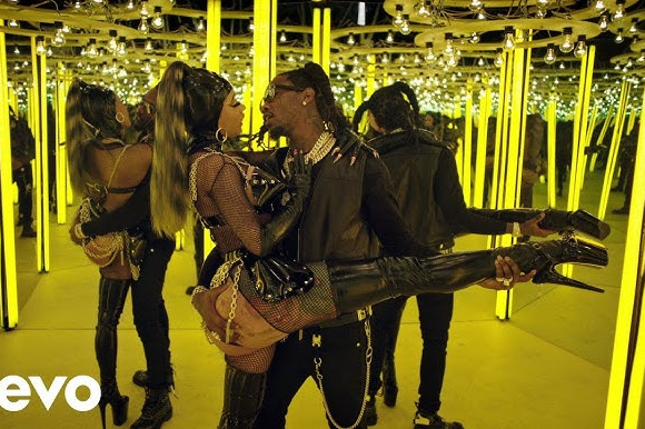 Watch: Offset - Clout Featuring Cardi B