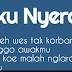 Kata Kata Galau Bahasa Jawa dan Artinya Bikin Baper