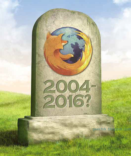 Is Mozilla about to shut down Firefox?
